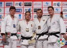 Krisztian Toth (HUN), Noël Van 't End (NED), Kirill Voprosov (RUS), Ciril Grossklaus (SUI) - Grand Slam Abu Dhabi (2014, UAE) - © IJF Media Team, IJF
