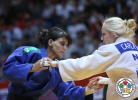 Kifayat Gasimova (AZE), Carla Grol (NED) - Grand Slam Baku (2014, AZE) - © IJF Media Team, International Judo Federation