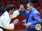 Alan Khubetsov (RUS), Ushangi Margiani (GEO) - Grand Slam Baku (2014, AZE) - © IJF Media Team, IJF