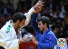 Arsen Pshmakhov (RUS), Mammadali Mehdiyev (AZE) - Grand Slam Baku (2014, AZE) - © IJF Media Team, International Judo Federation