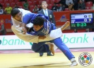 Zebeda Rekhviashvili (GEO) - Grand Slam Baku (2014, AZE) - © IJF Media Team, International Judo Federation