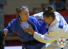 Anastasiya Dmitrieva (RUS), Sofie De Saedelaere (BEL) - Grand Slam Baku (2014, AZE) - © IJF Media Team, International Judo Federation
