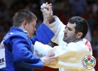 Elkhan Mammadov (AZE), Maxim Rakov (KAZ) - Grand Slam Baku (2014, AZE) - © IJF Media Team, International Judo Federation
