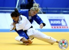 Gili Cohen (ISR), Olga Gagarina (RUS) - Grand Prix Astana (2014, KAZ) - © IJF Media Team, International Judo Federation