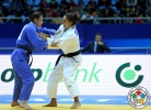 Giulia Quintavalle (ITA), Jovana Rogic (SRB) - Grand Prix Astana (2014, KAZ) - © IJF Media Team, International Judo Federation