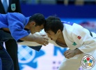 Yeldos Smetov (KAZ), Bakhrom Inoyatov (UZB) - Grand Prix Astana (2014, KAZ) - © IJF Media Team, International Judo Federation