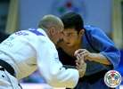 Arman Makhambetov (KAZ), Christopher Voelk (GER) - Grand Prix Astana (2014, KAZ) - © IJF Media Team, International Judo Federation