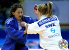 Mia Hermansson (SWE), Kathrin Unterwurzacher (AUT) - Grand Prix Astana (2014, KAZ) - © IJF Media Team, International Judo Federation