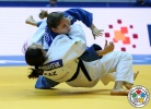 Marian Urdabayeva (KAZ), Katherine Campos (BRA) - Grand Prix Astana (2014, KAZ) - © IJF Media Team, International Judo Federation
