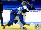 Martyna Trajdos (GER), Edwige Gwend (ITA) - Grand Prix Astana (2014, KAZ) - © IJF Media Team, International Judo Federation