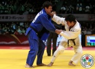 Takanori Nagase (JPN), Sergiu Toma (UAE) - Grand Slam Tokyo (2014, JPN) - © IJF Media Team, International Judo Federation