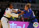 Martyna Trajdos (GER), Anicka van Emden (NED) - Grand Slam Tokyo (2014, JPN) - © IJF Media Team, International Judo Federation