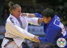 Anamari Velensek (SLO), Ruika Sato (JPN) - Grand Slam Tokyo (2014, JPN) - © IJF Media Team, International Judo Federation