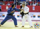 Yulia Kazarina (RUS), Misato Nakamura (JPN) - Grand Slam Tyumen (2014, RUS) - © IJF Media Team, International Judo Federation