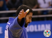 Nugzari Tatalashvili (GEO) - Grand Prix Ulaanbaatar (2014, MGL) - © IJF Media Team, International Judo Federation