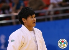 Junxia Yang (CHN) - Grand Prix Ulaanbaatar (2014, MGL) - © IJF Media Team, International Judo Federation