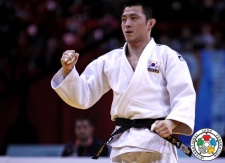 Gui-Man Bang (KOR) - Grand Slam Paris (2014, FRA) - © IJF Media Team, IJF