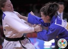 Corina Stefan (ROU), Jovana Rogic (SRB) - Grand Slam Paris (2014, FRA) - © IJF Media Team, International Judo Federation