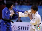Nae Udaka (JPN), Anzu Yamamoto (JPN) - Grand Slam Paris (2014, FRA) - © IJF Media Team, International Judo Federation