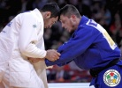 Elmar Gasimov (AZE), Adlan Bisultanov (RUS) - Grand Slam Paris (2014, FRA) - © IJF Media Team, IJF