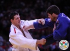Cyrille Maret (FRA), Lukas Krpálek (CZE) - Grand Slam Paris (2014, FRA) - © IJF Media Team, IJF