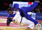 Rebecca Ramanich (FRA), Maria Suelen Altheman (BRA) - Grand Slam Paris (2014, FRA) - © IJF Media Team, International Judo Federation