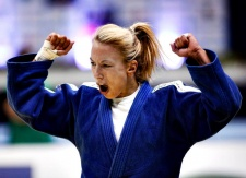 Charline Van Snick (BEL) - World Championships Rio de Janeiro (2013, BRA) - © IJF Media Team, International Judo Federation
