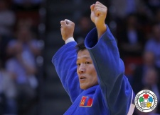 Boldbaatar Ganbat (MGL) - World Championships Chelyabinsk (2014, RUS) - © IJF Media Team, International Judo Federation