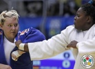 Jasmin Kuelbs (GER), Idalys Ortiz (CUB) - World Championships Rio de Janeiro (2013, BRA) - © IJF Media Team, International Judo Federation