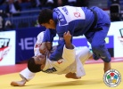 Ashley McKenzie (GBR), Amiran Papinashvili (GEO) - World Championships Chelyabinsk (2014, RUS) - © IJF Media Team, International Judo Federation