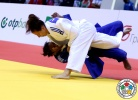 Andreea Chitu (ROU) - World Championships Chelyabinsk (2014, RUS) - © IJF Media Team, International Judo Federation