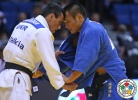 Masashi Ebinuma (JPN), Georgii Zantaraia (UKR) - World Championships Chelyabinsk (2014, RUS) - © IJF Media Team, International Judo Federation