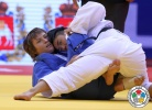 Natalia Kuziutina (RUS), Yingnan Ma (CHN) - World Championships Chelyabinsk (2014, RUS) - © IJF Media Team, International Judo Federation
