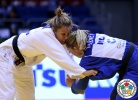 Laura Gómez (ESP), Lisa Kearney (IRL) - World Championships Chelyabinsk (2014, RUS) - © IJF Media Team, International Judo Federation