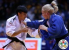 Yulia Kazarina (RUS), Yingnan Ma (CHN) - World Championships Chelyabinsk (2014, RUS) - © IJF Media Team, International Judo Federation