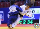 Hana Carmichael (USA), Kifayat Gasimova (AZE) - World Championships Chelyabinsk (2014, RUS) - © IJF Media Team, International Judo Federation