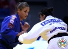Rushana Nurjavova (TKM), Hedvig Karakas (HUN) - World Championships Chelyabinsk (2014, RUS) - © IJF Media Team, International Judo Federation