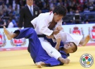 Shohei Ono (JPN), Damian Szwarnowiecki (POL) - World Championships Chelyabinsk (2014, RUS) - © IJF Media Team, International Judo Federation