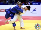 Nae Udaka (JPN), Telma Monteiro (POR) - World Championships Chelyabinsk (2014, RUS) - © IJF Media Team, International Judo Federation