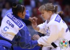 Onix Cortés Aldama (CUB), Ekaterina Denisenkova (RUS) - World Championships Chelyabinsk (2014, RUS) - © IJF Media Team, International Judo Federation