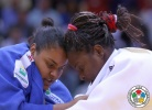 Maria Suelen Altheman (BRA), Idalys Ortiz (CUB) - World Championships Chelyabinsk (2014, RUS) - © IJF Media Team, International Judo Federation