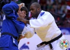 Ryu Shichinohe (JPN), Teddy Riner (FRA) - World Championships Chelyabinsk (2014, RUS) - © IJF Media Team, International Judo Federation
