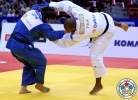 Teddy Riner (FRA), Ryu Shichinohe (JPN) - World Championships Chelyabinsk (2014, RUS) - © IJF Media Team, International Judo Federation
