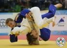 Milica Nikolic (SRB), Patrycia Szekely (GER) - World Championships Juniors Fort Lauderdale (2014, USA) - © IJF Media Team, International Judo Federation