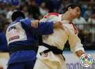 Hifumi Abe (JPN), Gela Kelikhashvili (GEO) - World Junior Team Championships Fort Lauderdale (2014, USA) - © IJF Media Team, International Judo Federation