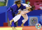 Elvismar Rodriguez (IJF), Morgane Duchene (FRA) - Youth Olympic Games Nanjing (2014, CHN) - © IJF Media Team, IJF
