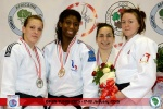 Marie Eve Gahié (FRA) - African Open Tunis (2015, TUN) - © African Judo Union