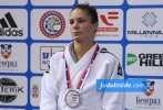 Melodie Vaugarny (FRA) - European Cup Belgrade (2015, SRB) - © JudoInside.com, judo news, results and photos