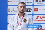 Dario Kurbjeweit Garcia (GER) - European Cup Belgrade (2015, SRB) - © JudoInside.com, judo news, results and photos
