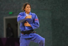 Yarden Gerbi (ISR) - European Games Baku (2015, AZE) - © Emir Incegul, Turkish Judo Federation